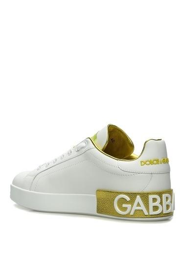 Dolce&Gabbana Sneakers Beyaz